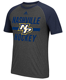 adidas Men's Nashville Predators Breakaway T-Shirt