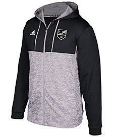 adidas Men's Los Angeles Kings Two Tone Full-Zip Hoodie
