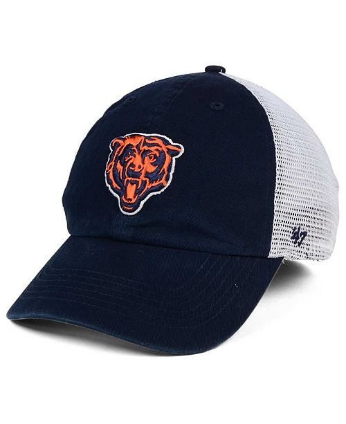 '47 Brand Chicago Bears Deep Ball Mesh CLOSER Cap