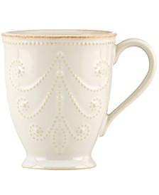 Dinnerware, French Perle  white Mug