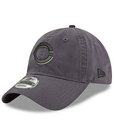 New Era Cincinnati Reds Graphite 9TWENTY Cap
