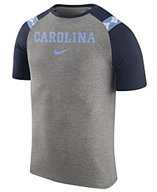 Nike Men's North Carolina Tar Heels Shoulder Stripe T-Shirt