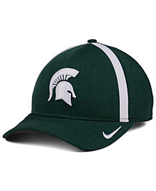 Nike Boys' Michigan State Spartans Aerobill Sideline Cap