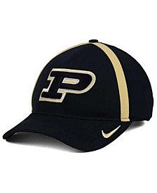 Nike Boys' Purdue Boilermakers Aerobill Sideline Cap