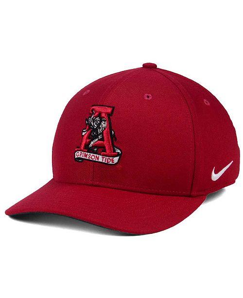competitive price c6c8b fe7ed Nike. Alabama Crimson Tide Vault Swoosh Flex Cap. 1 reviews.  26.00. Buy 1,  get 2nd 50% off Buy 1, get 2nd 50% off Details Details. main image  main  image ...