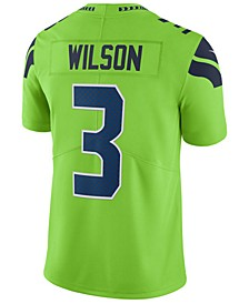 Men's Russell Wilson Seattle Seahawks Limited Color Rush Jersey
