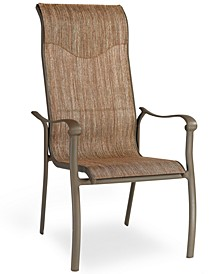 Oasis Aluminum Outdoor Dining Chair, Created for Macy's