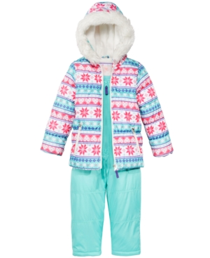 Carter's 2-Pc. Hooded...