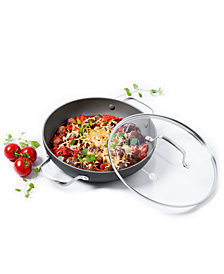 "GreenPan Chatham 11"" Ceramic Non-Stick Everyday Pan & Lid"