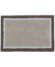 "Madison Park Amherst Cotton 20"" x 30"" Bath Rug"