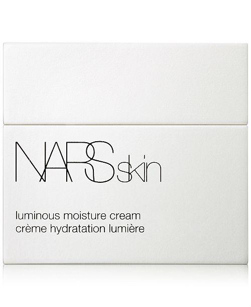 nars aqua gel luminous oil free moisturizer ingredients