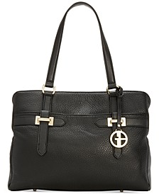 Bridle Leather Tote, Created for Macy's