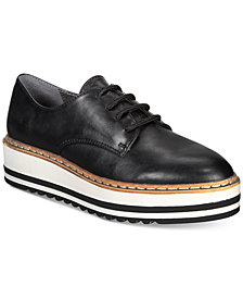 Seven Dials Benina Lace-Up Platform Oxfords