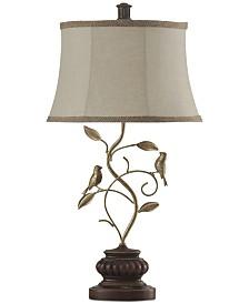 StyleCraft Fidora Table Lamp
