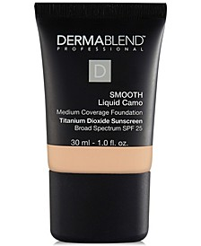 Smooth Liquid Camo Foundation, 1.0 fl. oz.