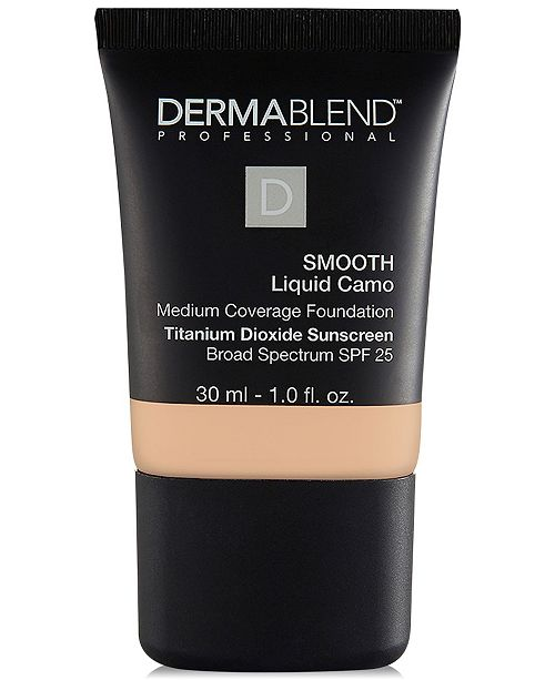 Dermablend Smooth Liquid Camo Foundation 10 Fl Oz Makeup