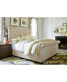Taylor Upholstered Bedroom Furniture Collection