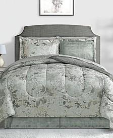 Patina 8-Pc. Reversible Bedding Sets