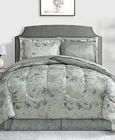 Patina 8-Pc. Reversible Bedding Ensembles