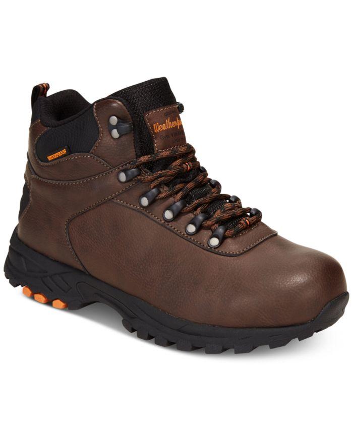 Weatherproof Vintage Men's Jason Waterproof Hikers & Reviews - All Men's Shoes - Men - Macy's