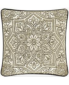 "J Queen New York Mirabella 18"" x 18"" Decorative Pillow"