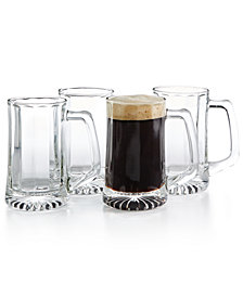 Luminarc Craftbrew 4-Pc. Sport Mug Set