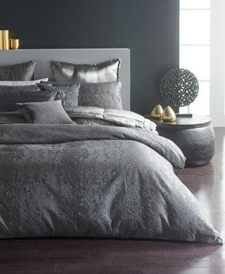 donna karan home moonscape bedding collection