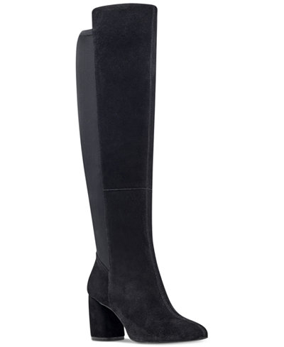 Nine West Womens Kerianna Knee High Boot  4UVYR7OE7