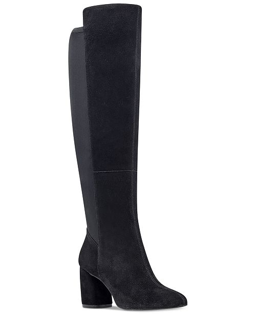 3451170dbe99 Nine West Kerianna Tall Boots   Reviews - Boots - Shoes - Macy s