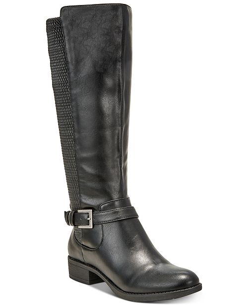 b96d4e6a0b096 Luciaa Riding Boots, Created for Macy's