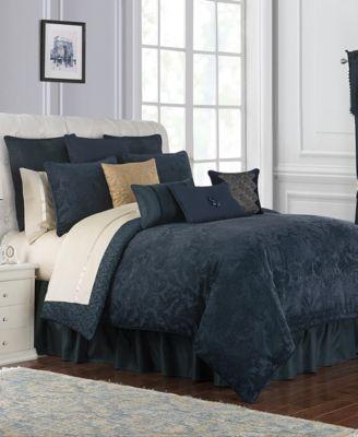 Reversible Leighton Reversible 3-Pc. Queen Comforter Set