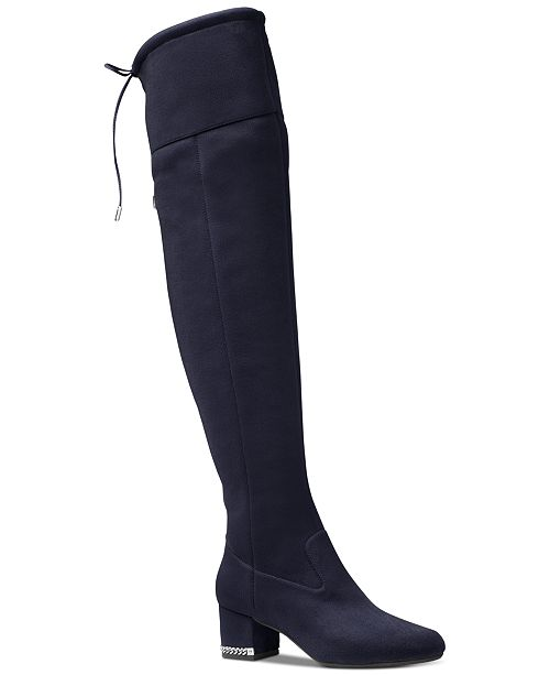 7e33ad15a74 Michael Kors Jamie Over-The-Knee Boots   Reviews - Boots - Shoes ...