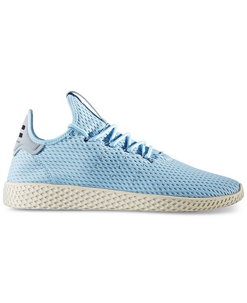 cbade87ced7f2 ... adidas Men s Originals Pharrell Williams Tennis HU Casual Sneakers from Finish  Line ...