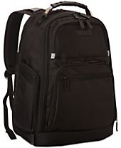 """Kenneth Cole Reaction Icy Hot 18"""" Expandable Dual-Compartment Computer Backpack"""