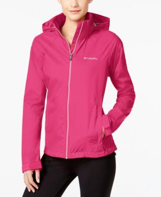 Columbia women's big switchback ii jacket plus