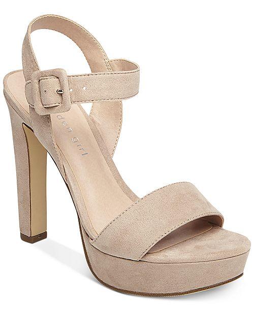 4c44104916f Madden Girl Rollo Platform Sandals   Reviews - Sandals   Flip Flops ...