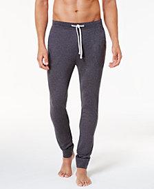 Bar III Men's Cotton Lightweight Jogger Pajama Pants, Created for Macy's