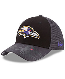 New Era Baltimore Ravens Visor Hit 39THIRTY Cap