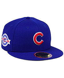 New Era Chicago Cubs Ultimate Patch Collection Anniversary 59FIFTY Cap