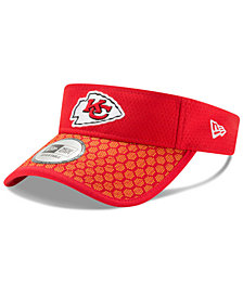 New Era Kansas City Chiefs Sideline Visor