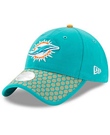 New Era Women's Miami Dolphins Sideline 9TWENTY Cap