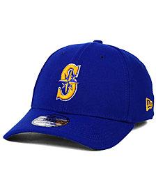 New Era Seattle Mariners Team Classic 39THIRTY Cap