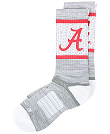 Strideline Alabama Crimson Tide Crew Socks II