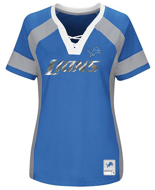 Majestic. Women s Detroit Lions Draft Me T-Shirt. Be the first to Write a  Review. main image  main image 5cc12f10b