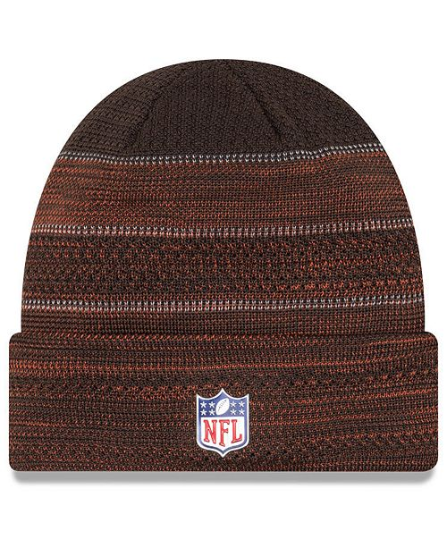 745bf2dfdc139 ... netherlands new era. cleveland browns touchdown cuff knit hat. be the  first to write
