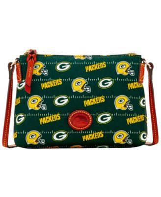 Green Bay Packers Nylon Crossbody Pouchette