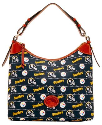 Pittsburgh Steelers Nylon Hobo