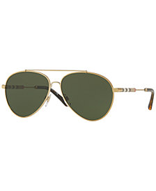 Burberry Sunglasses, BE3092QF