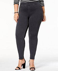 HUE® Women's  Original Jean Plus Leggings, Created for Macy's