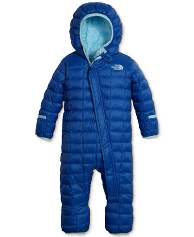 The North Face Hooded Thermoball Bunting Baby Boys 0 24 Months